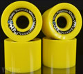SECTOR9 RACE OS 70mm 78a Yellow