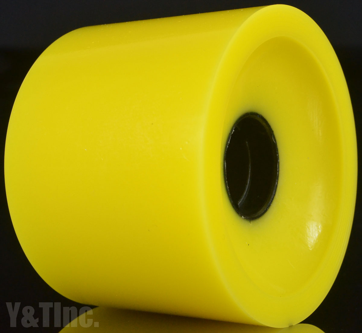 SECTOR9 RACE OS 70mm 78a Yellow 1