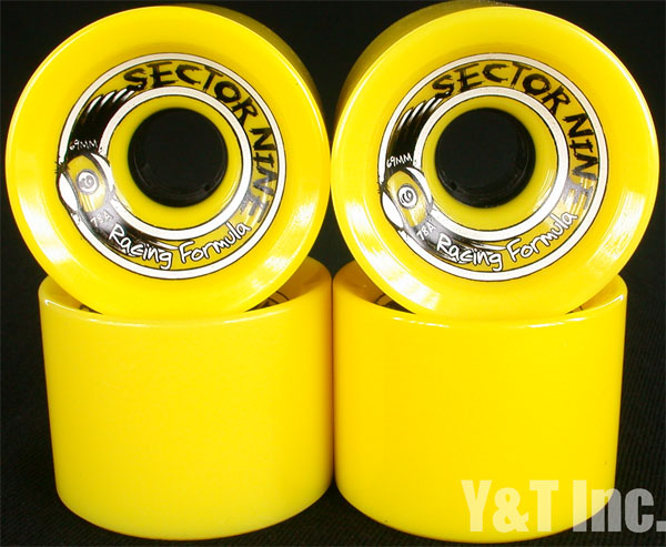 SECTOR9 RACING FORMULA 69mm 78a 1