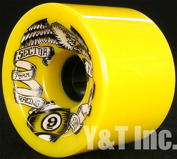 SECTOR9 RACING FORMULA 74mm 78a 2
