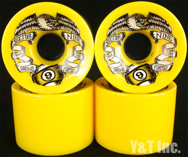 SECTOR9 RACING FORMULA 74mm 78a 1