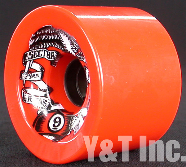 SECTOR9 RACING FORMULA 74mm 82a 1