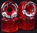 SECTOR9 NINE BALL 61mm 78a Clear Red