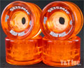 SEISMIC BLAST WAVE 78mm 75a CLEAR ORANGE