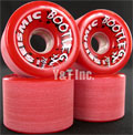 SEISMIC BOOTLEG 70mm 80a RED