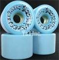 SEISMIC BOOTLEG 70mm 84a BLUE