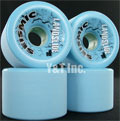 SEISMIC LANDSLIDE 75mm 83a BLUE