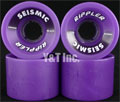 SEISMIC RIPPLER 59mm 90a PURPLE