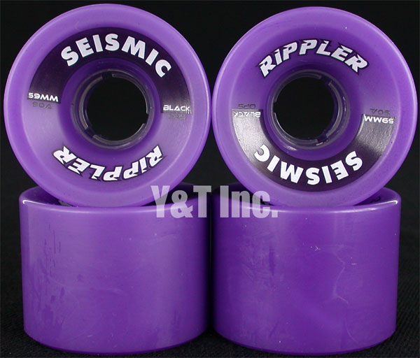 SEISMIC RIPPLER 59mm 90a PURPLE 1