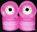 SEISMIC SPEED VENT 77mm 75a CLEAR MAGENTA