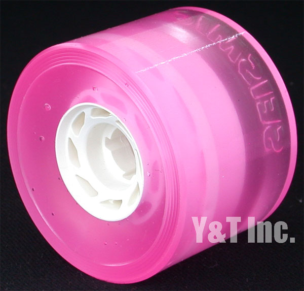 SEISMIC SPEED VENT 77mm 75a CLEAR MAGENTA 1