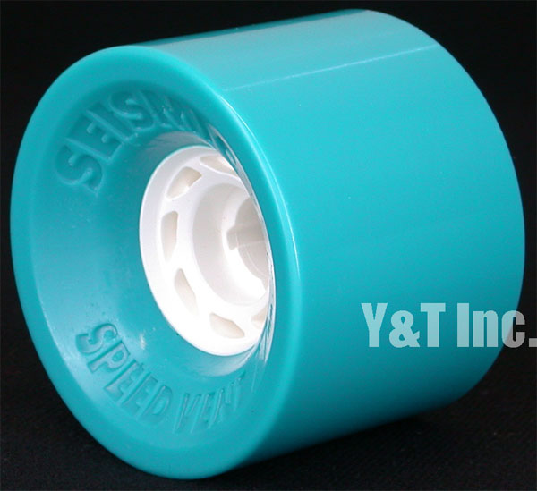 SEISMIC SPEED VENT 77mm 83a SKY BLUE 2