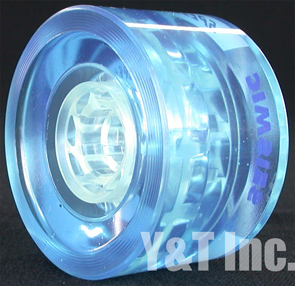 SEISMIC SPEED VENT 85mm 75a CLEAR BLUE 1