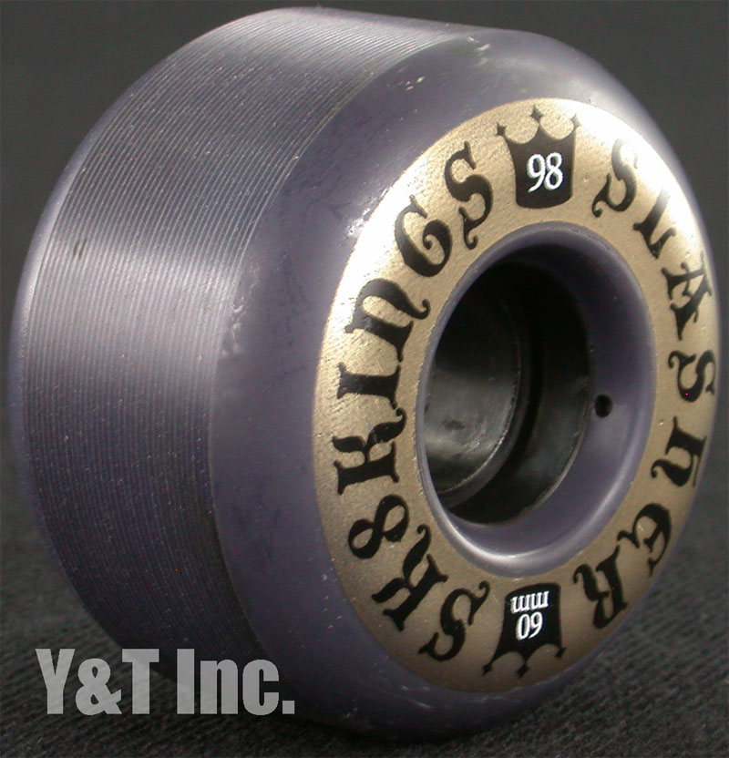 SK8KINGS 60mm 98a SLASHER BK 3