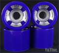 SK8KINGS 75mm 79a TURBO COMPOSITE CORE