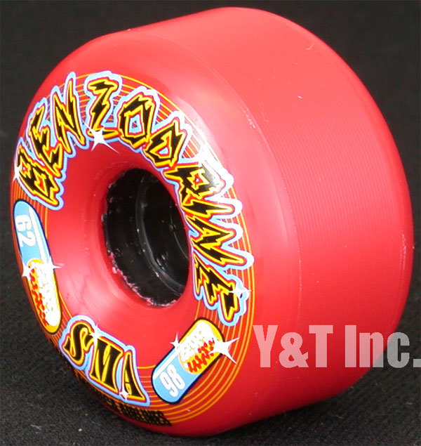 SMA 62mm 98a RED 1