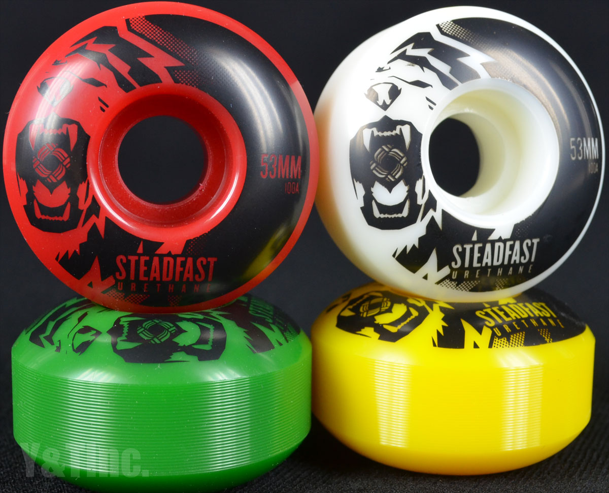 STEADFAST 53mm 100a Rasta 1