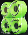 SUBLIME POWERSLIDES 62mm 100a