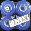 TUNNEL FUNNEL 77mm 75a CLEAR BLUE