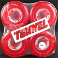 TUNNEL FUNNEL 77mm 78a CLEAR RED