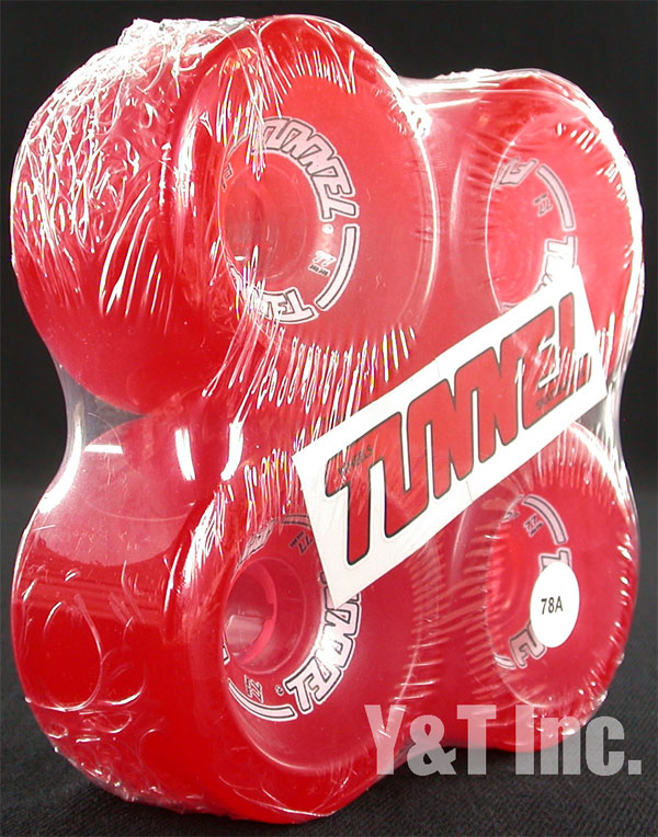 TUNNEL FUNNEL 77mm 78a CLEAR RED 1