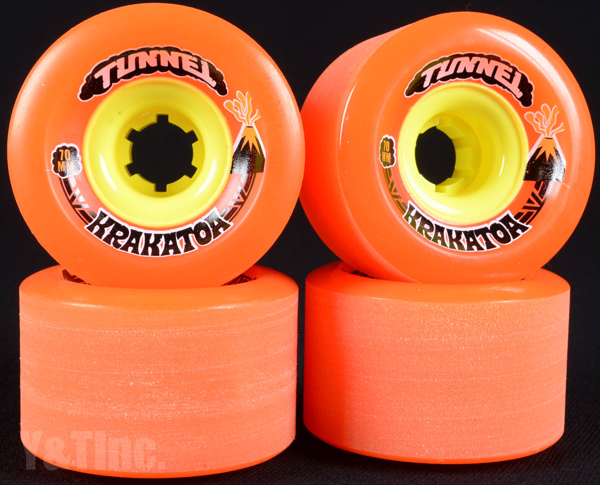 TUNNEL KRAKATOA 70mm 78a Orange 1