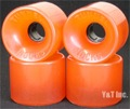 TUNNEL ROCK 63mm 82a CLEAR ORANGE