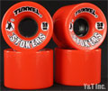 TUNNEL STOKERS 59mm 78a Red