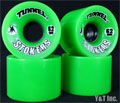 TUNNEL STOKERS 62mm 78a Green
