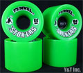 TUNNEL STOKERS 66mm 78a Green