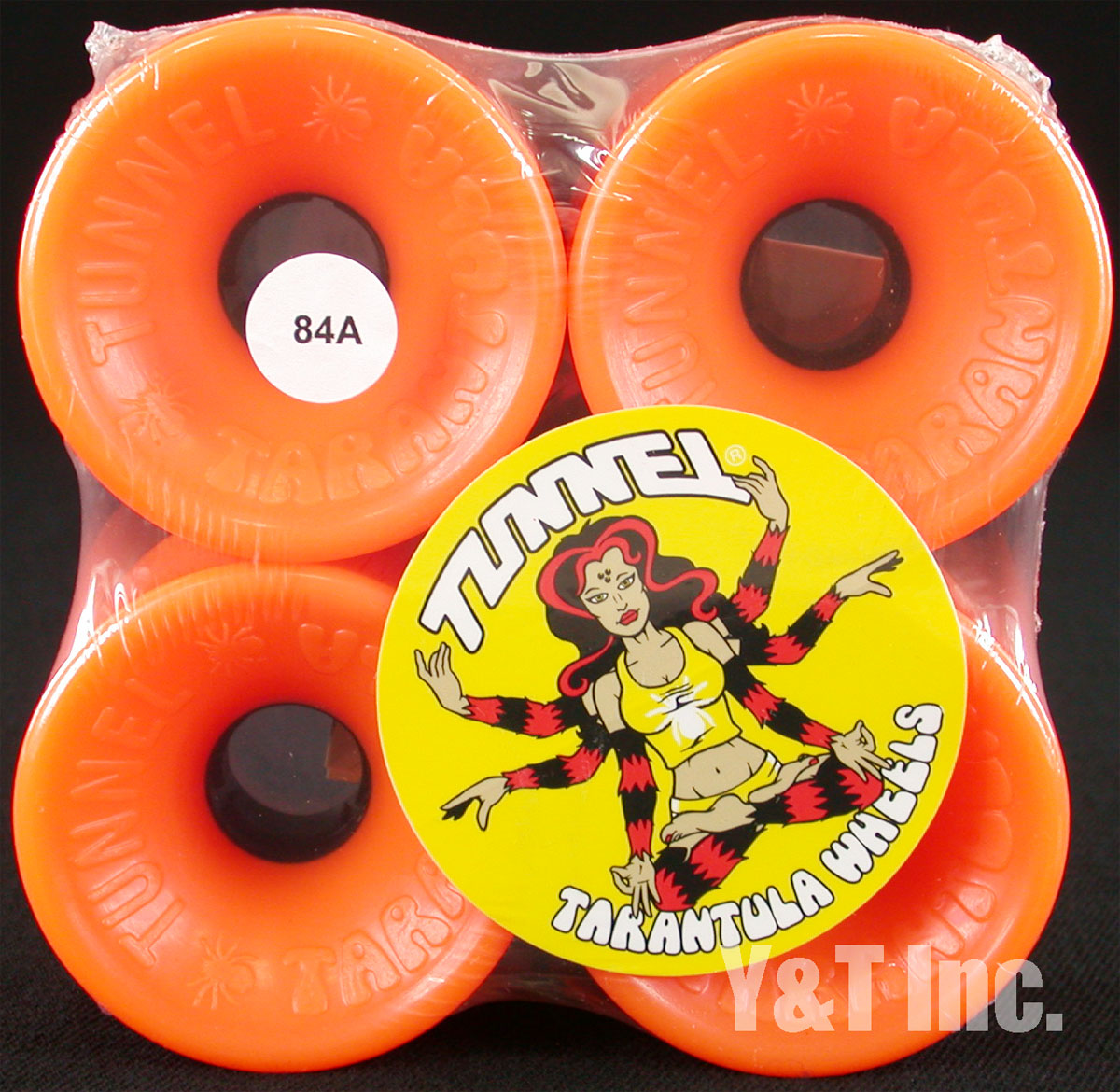 TUNNEL TARANTULA 70mm 84a ORANGE 1