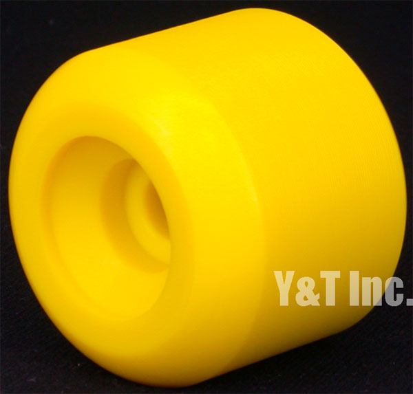 G AND S YOYO 64mm 97a YELLOW 1