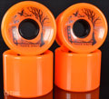 ZAZA CRUISER 65mm 78a ORANGE