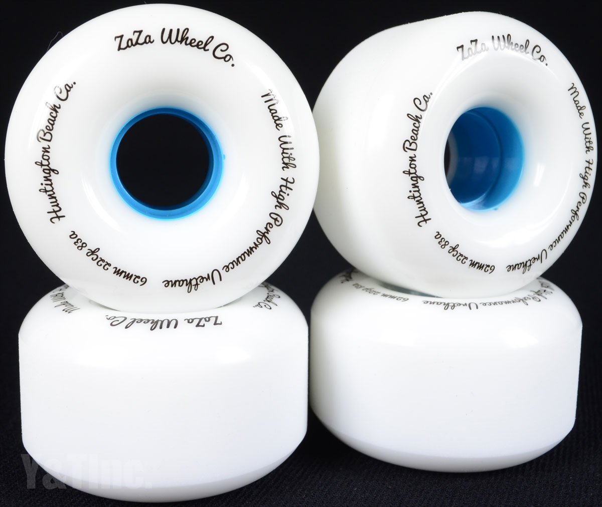 ZAZA HPSG 62mm 83a White 1